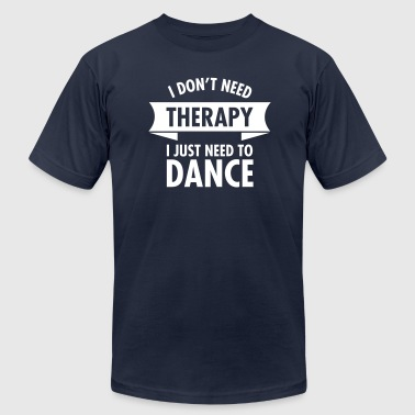 Therapy - Dance - Men's Fine Jersey T-Shirt
