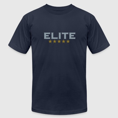 ELITE, 5 stars, For the Best of the Best! - Men's Fine Jersey T-Shirt