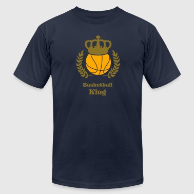 baskelball Kings - Men's Fine Jersey T-Shirt