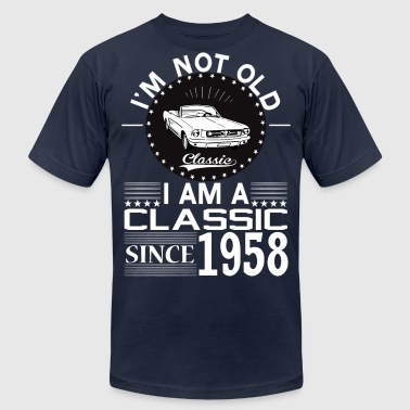 Classic since 1958 - Men's Fine Jersey T-Shirt