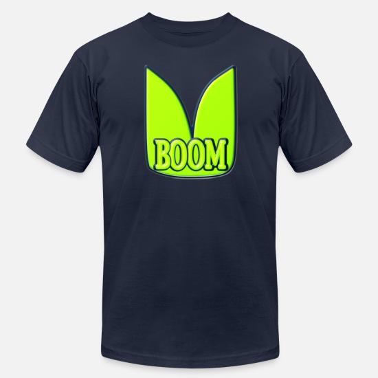 official photos df24f d9581 Boom (SEATTLE SEAHAWKS) T-Shirt Men's Jersey T-Shirt ...