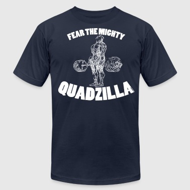 Quadzilla 2 - Men's Fine Jersey T-Shirt