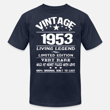 Edition VINTAGE 1953 - Men's  Jersey T-Shirt