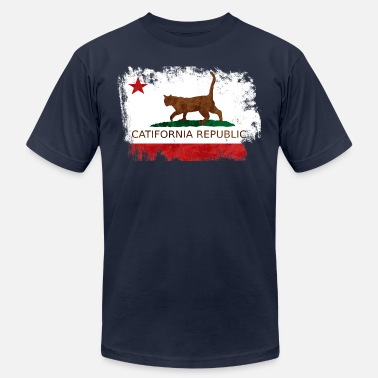 CATifornia Republic - Men's Jersey T-Shirt