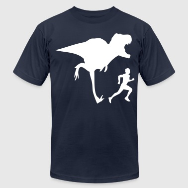 Change T-REX  CHANGE COLORS - Men's Fine Jersey T-Shirt