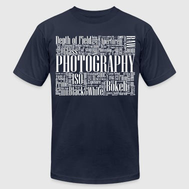 Photography - Men's Fine Jersey T-Shirt