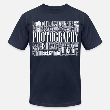 Funny Photography Photography - Men's  Jersey T-Shirt