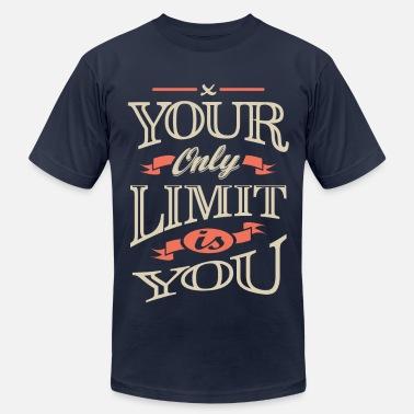 8e84120a4 Motivational Quotes 01 - Men's Jersey T-Shirt