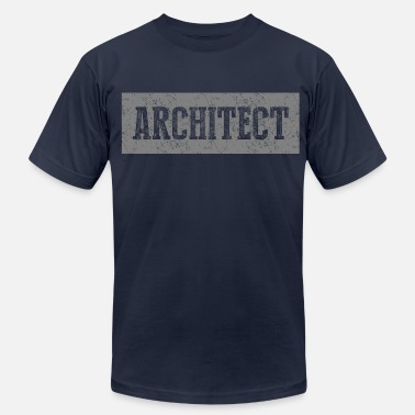 It Architect Funny Architect - Men's  Jersey T-Shirt