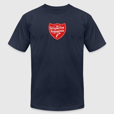 Satisfaction Guaranteed - Men's Fine Jersey T-Shirt