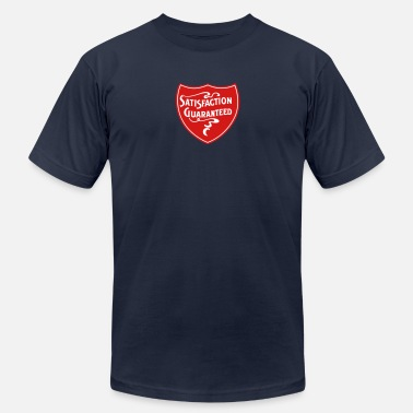 Satisfaction Satisfaction Guaranteed - Men's Fine Jersey T-Shirt