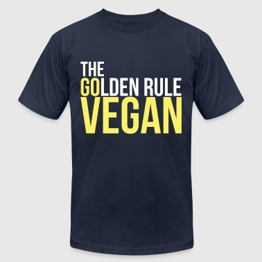 The Golden Rule  - Men's Fine Jersey T-Shirt