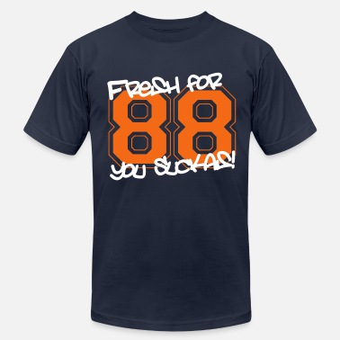 88 Fresh for '88 - Men's  Jersey T-Shirt