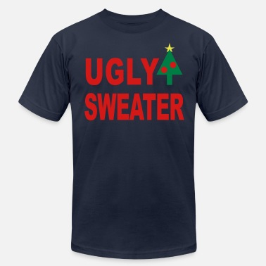 Ugly-sweater Ugly Sweater - Men's  Jersey T-Shirt