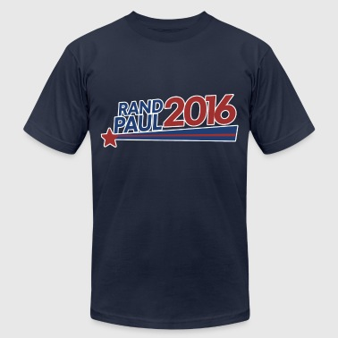 Rand Paul 2016 stand with rand - Men's Fine Jersey T-Shirt