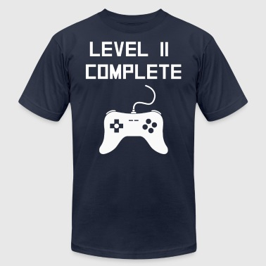 Level 11 Complete - Men's Fine Jersey T-Shirt