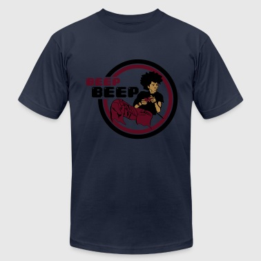 Beep Beep Gamer - Men's Fine Jersey T-Shirt