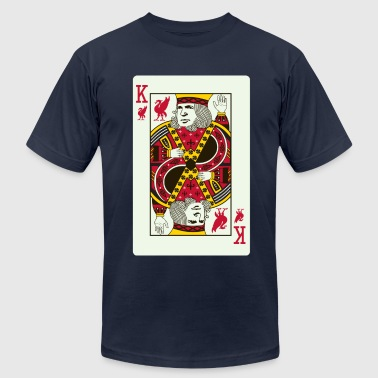 King Kenny - Men's Fine Jersey T-Shirt
