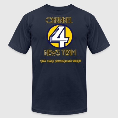 Channel 4 San Diego channel4newsteam - Men's Fine Jersey T-Shirt