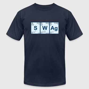 Scientific Swag - Men's Fine Jersey T-Shirt