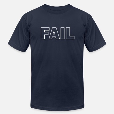 Fail Error Fail - Men's Fine Jersey T-Shirt