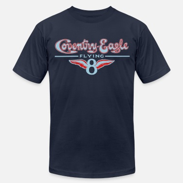 Coventry Coventry Eagle - Men's  Jersey T-Shirt