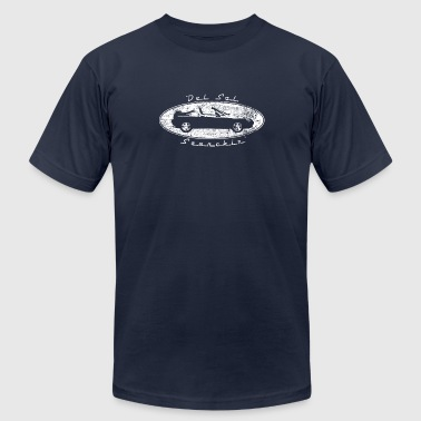 Del Sol Searchin' - Men's Fine Jersey T-Shirt