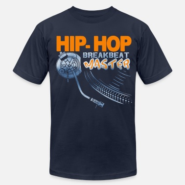 Technics Hip Hop hip hop - Men's Jersey T-Shirt