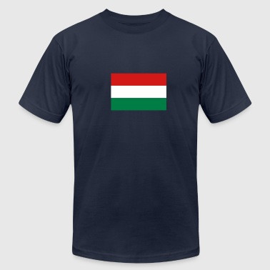 Hungary - Men's Fine Jersey T-Shirt