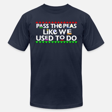Martin Payne Pass The Peas - Men's  Jersey T-Shirt