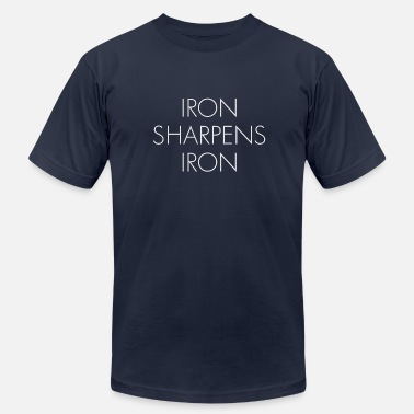 Iron - Men's Fine Jersey T-Shirt