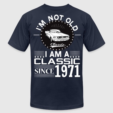 Classic since 1971 - Men's Fine Jersey T-Shirt