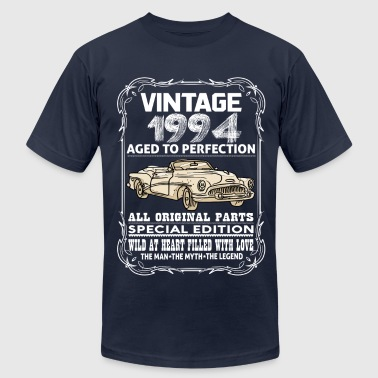 VINTAGE 1994-AGED TO PERFECTION - Men's Fine Jersey T-Shirt