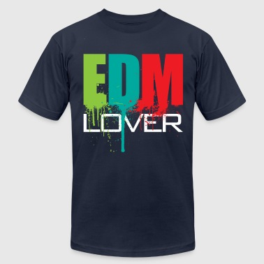 EDM Lover - Men's Fine Jersey T-Shirt