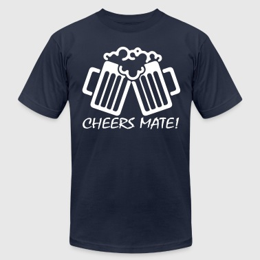 Cheers Mate! - Men's Fine Jersey T-Shirt