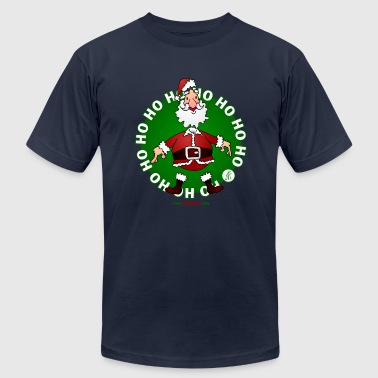 Santa Claus - Men's Fine Jersey T-Shirt