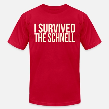 Ou Football Survivor - Men's  Jersey T-Shirt