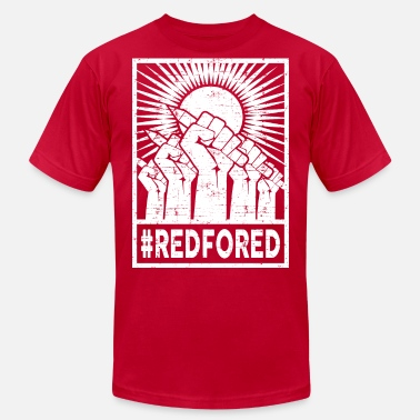Red For Ed red for ed - Unisex Jersey T-Shirt