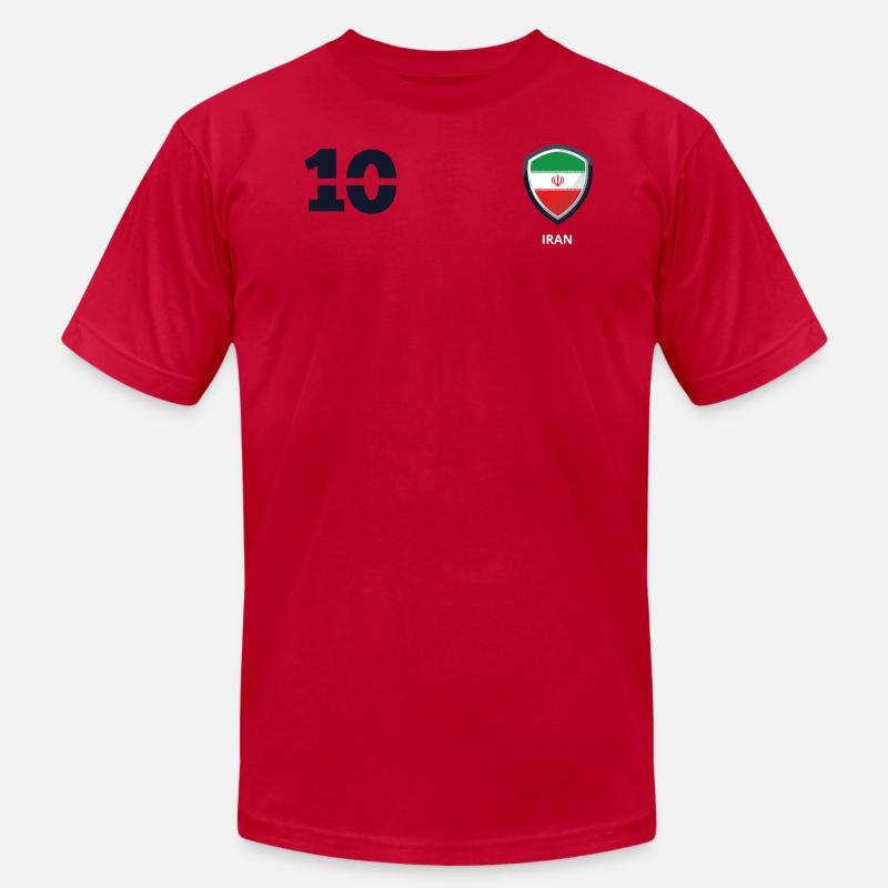 Shop Iran Soccer Jerseys T-Shirts online  025bec008