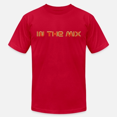 Mixing In the mix - Men's Jersey T-Shirt