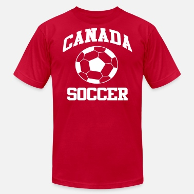 Canada Canada Soccer - Unisex Jersey T-Shirt
