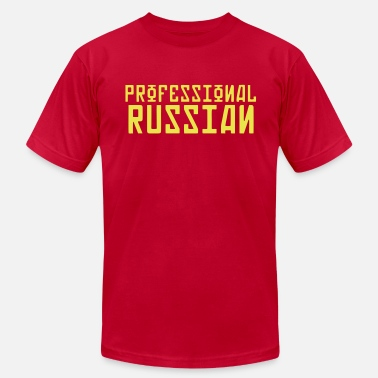 Fps FPS Russia Professional Russian MP Hoodies - Men's Fine Jersey T-Shirt
