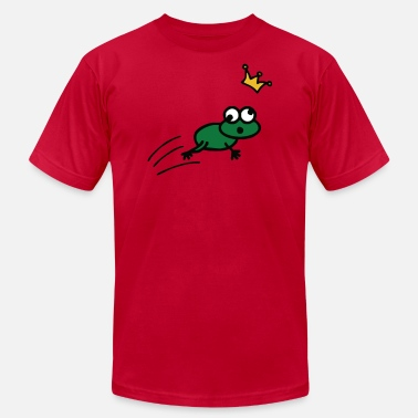 Frog Prince Frog Prince - Unisex Jersey T-Shirt