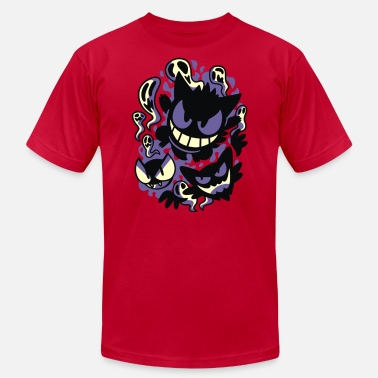 Ghastly Ghastly Haunting Ghouls - Men's Jersey T-Shirt
