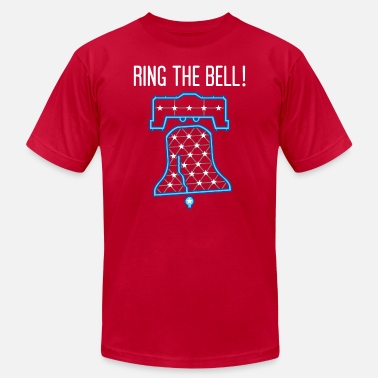 Bell Ringing Ring The Bell. - Men's  Jersey T-Shirt