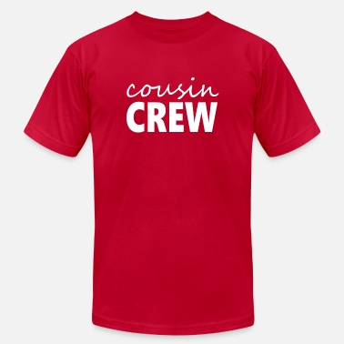 Crew Cousin Crew - Men's Jersey T-Shirt