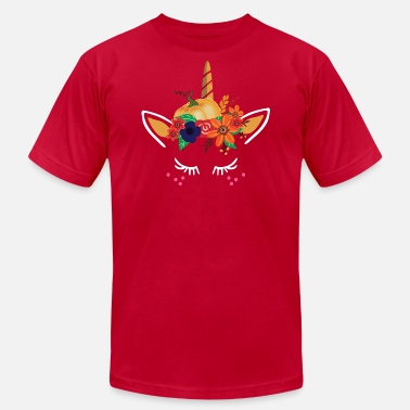 Unicorn Cat Unicorn Cat - Men's  Jersey T-Shirt