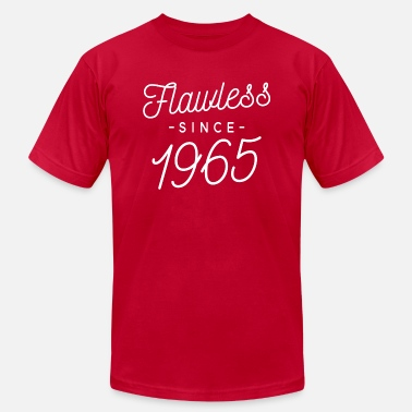 Together Since 1965 Flawless since 1965 - Men's  Jersey T-Shirt