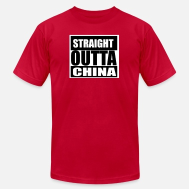 CHINA - Men's Jersey T-Shirt