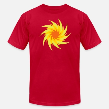 Sun Design Sun - Men's  Jersey T-Shirt